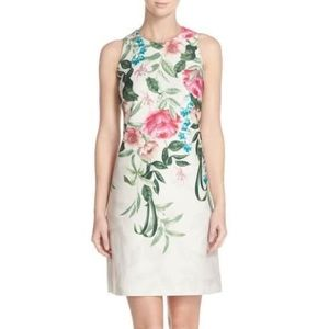 Floral dress by Eliza J